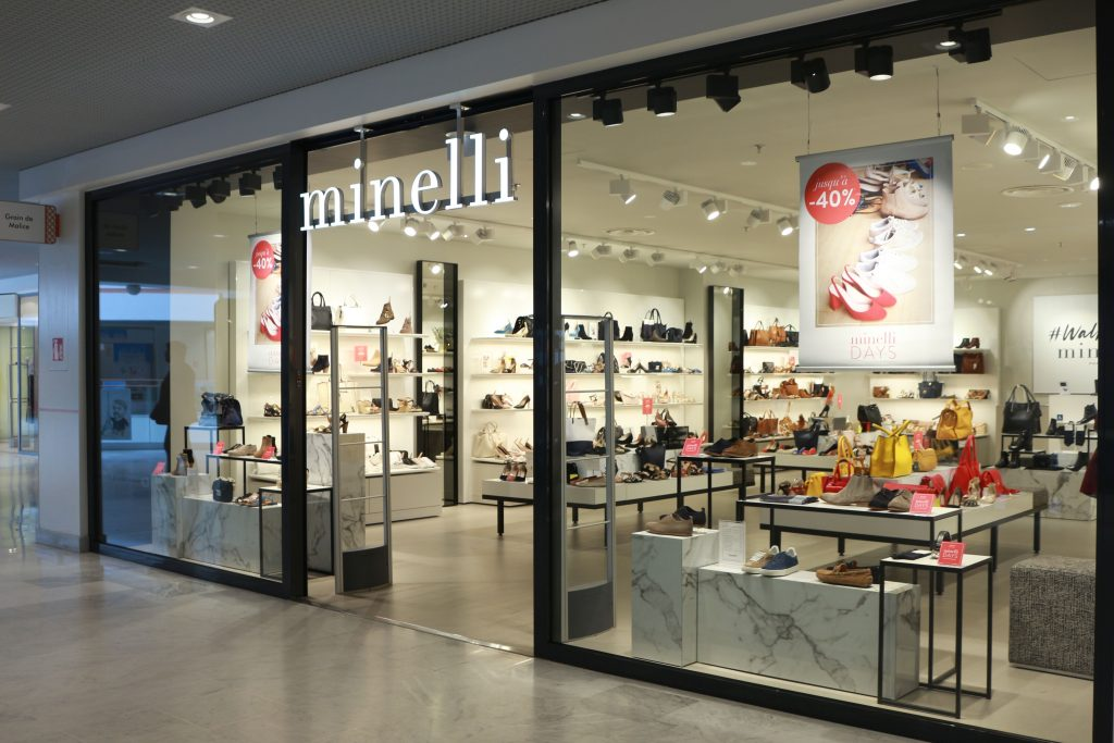 Minelli Nancy Centre Commercial Saint Sébastien