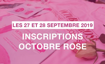 Inscriptions Octobre Rose 🌷 - Saint-Sebastien Nancy
