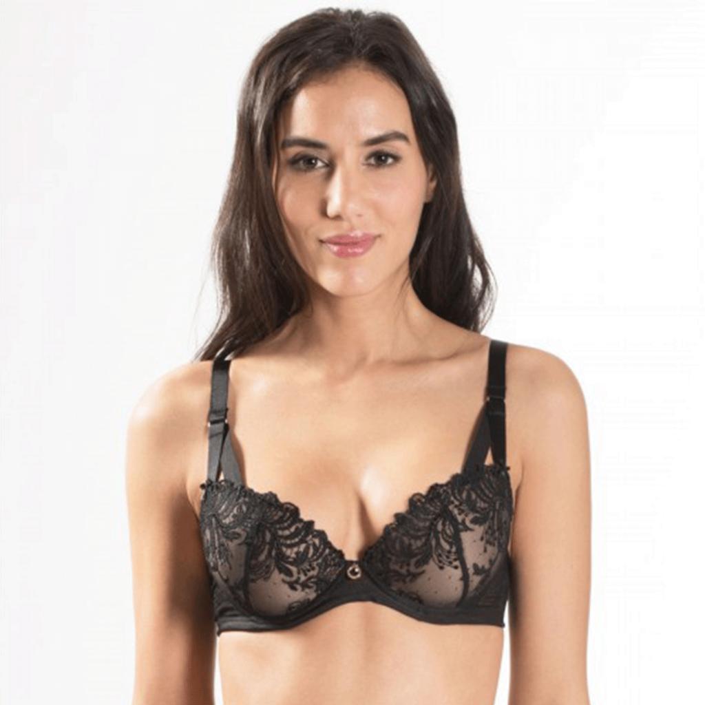 lingerie soutien gorge aubade push up orcanta - Saint Sebastien