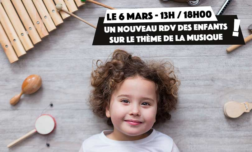 Nouveau RDV des enfants