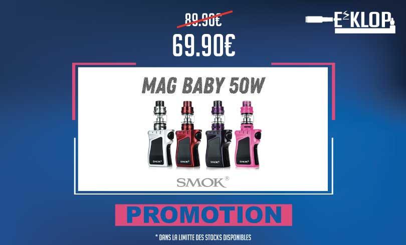 E-klop : promo cigarette électronique