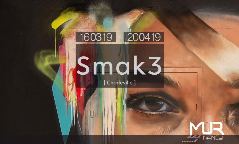 LE MUR NANCY : SMAK3