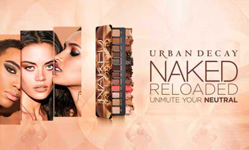 Nouveauté Sephora : Naked Reloaded