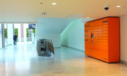 Amazon Locker - Saint-Sebastien Nancy