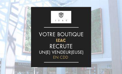 Offre d'emploi Izac - Saint-Sebastien Nancy