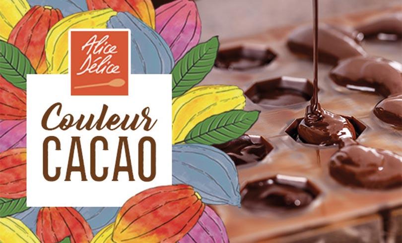 Alice délice est couleur cacao !