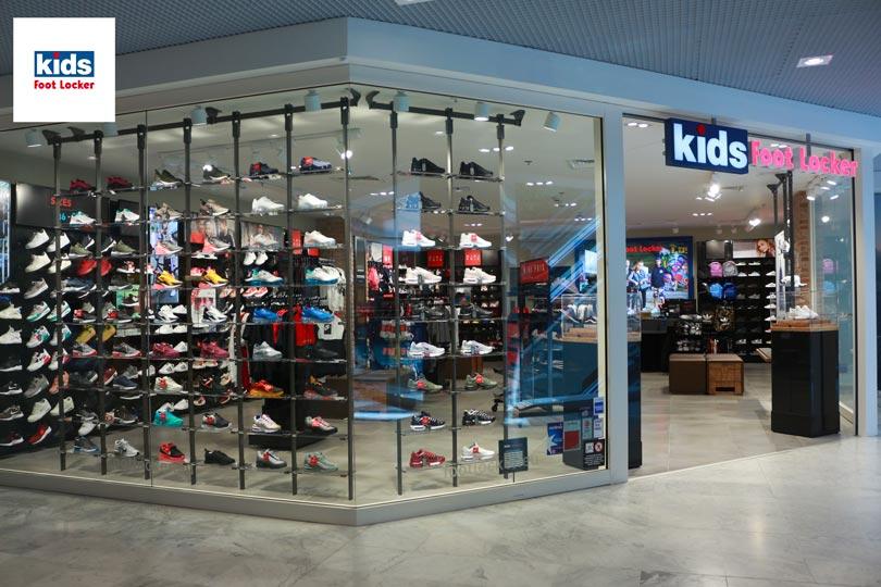 Kids Foot Locker : Promotions sur une sélection d'articles