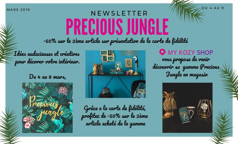 My Kozy Shop : Precious Jungle