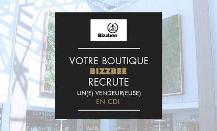 Offre d'emploi BizzBee - Saint-Sebastien Nancy