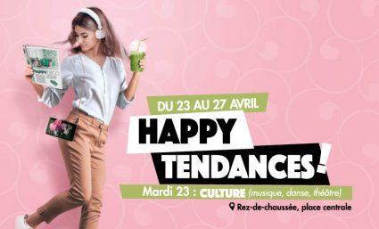 Happy Tendances : Culture - Saint-Sebastien Nancy