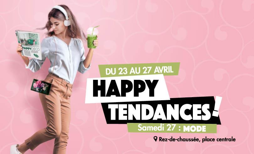 Happy Tendances Mode #2