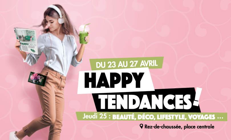 Happy Tendances : beauté, Lifestyle et Voyage