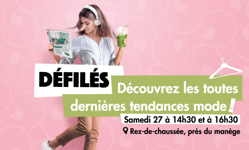 Défilés de Mode « Be Fashion »