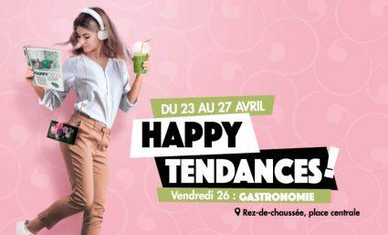 Happy Tendances : Gastronomie et Œnologie - Saint-Sebastien Nancy