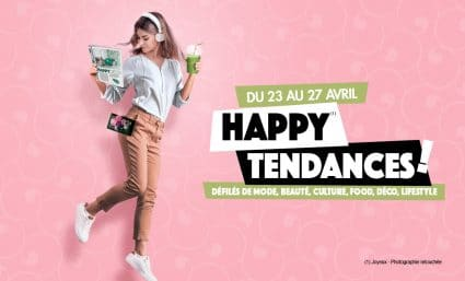 Happy Tendances, le programme - Saint-Sebastien Nancy