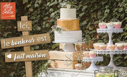 Alice Délice : découvrez un univers gourmand autour des fêtes blanches ! - Saint-Sebastien Nancy