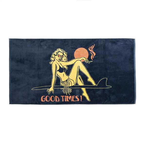 maillot de bain accessoire serviette quiksilver