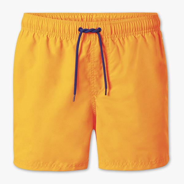 maillot de bain homme jaune c et a