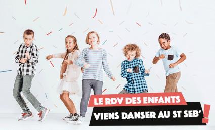RDV des Enfants : Spécial danse - Saint-Sebastien Nancy