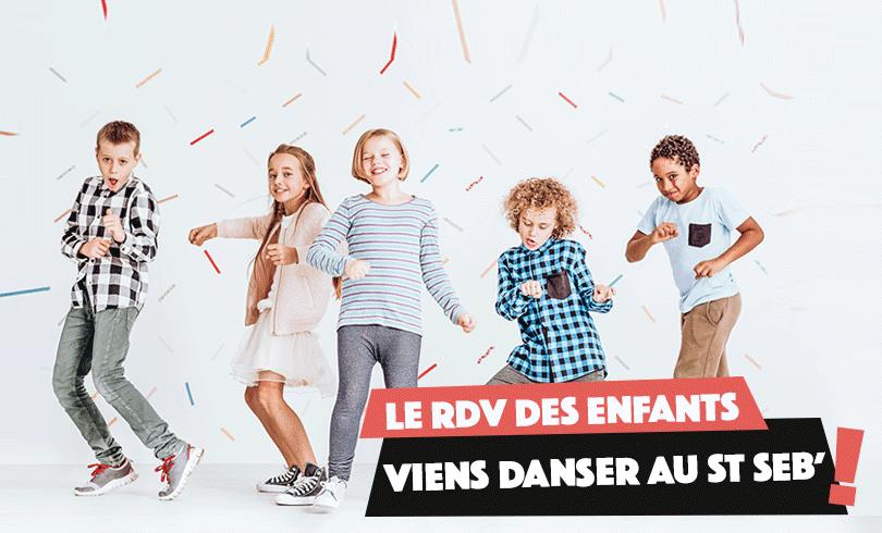 RDV des Enfants : Spécial danse