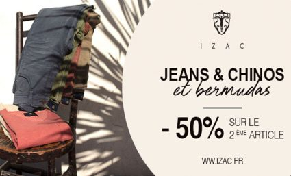 Izac: l'offre estivale - Saint-Sebastien Nancy