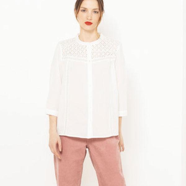 blouse-blanche-dentelle-camaieu-