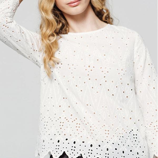 blouse dentelle bizzbee Lisa