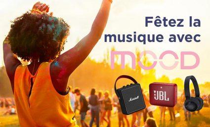 Testez l'équipement musique chez Mood - Saint-Sebastien Nancy