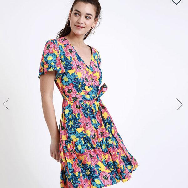 robe fleurie pimkie Lisa