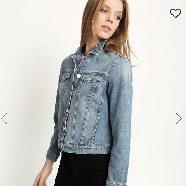 veste jeans pimkie Lisa