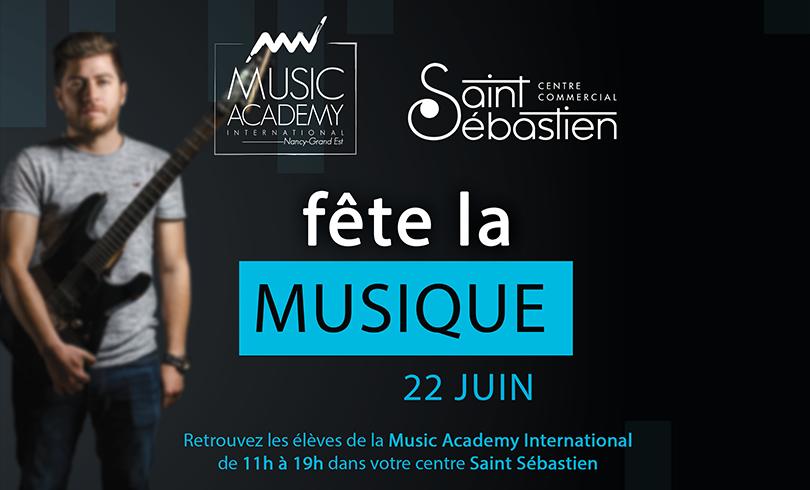 Le Saint Seb' fête la Musique avec la M.A.I