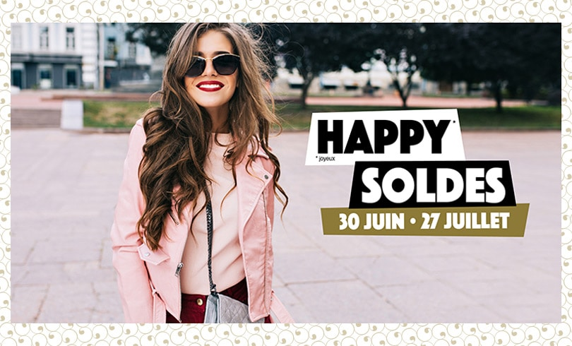 Happy Soldes d'été !