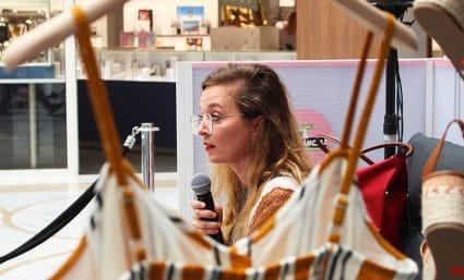 Parlons voyages avec Perrine - Saint-Sebastien Nancy