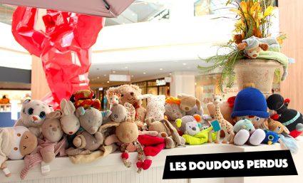 Les doudous perdus - Saint-Sebastien Nancy