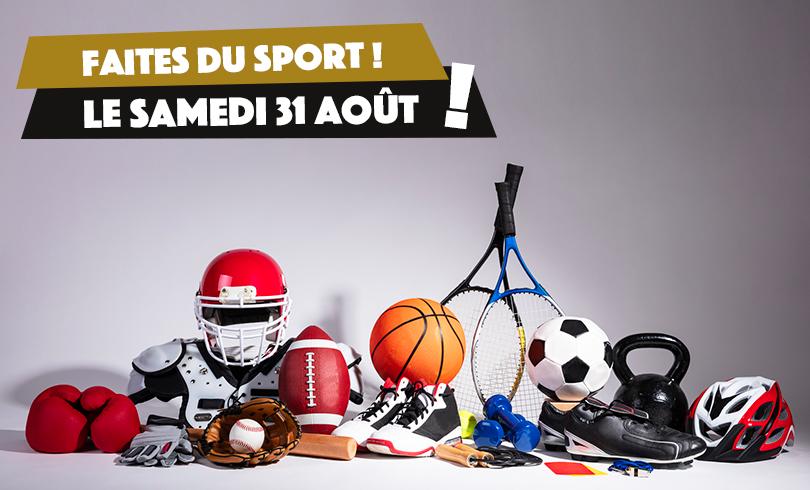 Faites du Sport !