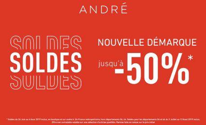 Les Soldes André - Saint-Sebastien Nancy