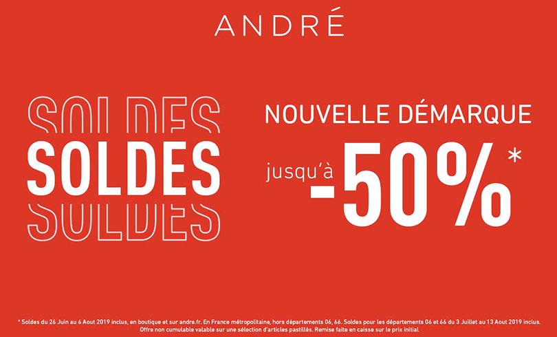 Les Soldes André