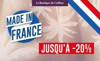 Le Made In France chez La Boutique Du Coiffeur - Saint-Sebastien Nancy