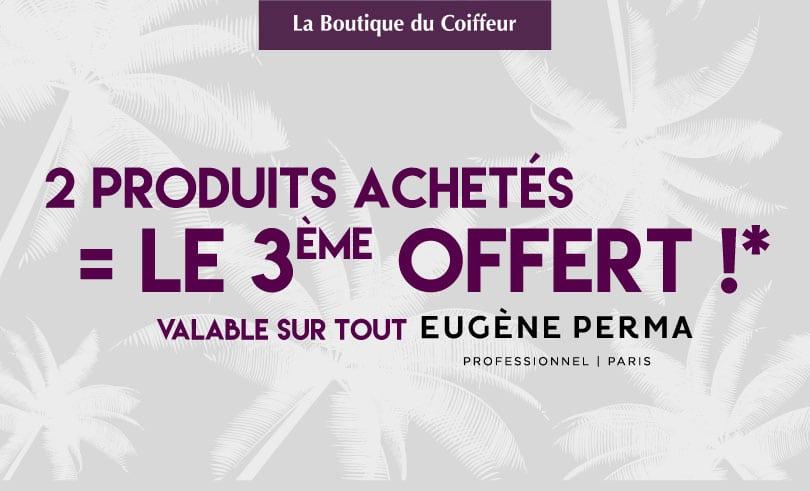 L'offre Eugène Perma chez La Boutique du Coiffeur