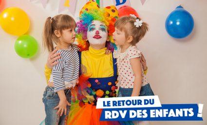 La rentrée du RDV des Enfants - Saint-Sebastien Nancy
