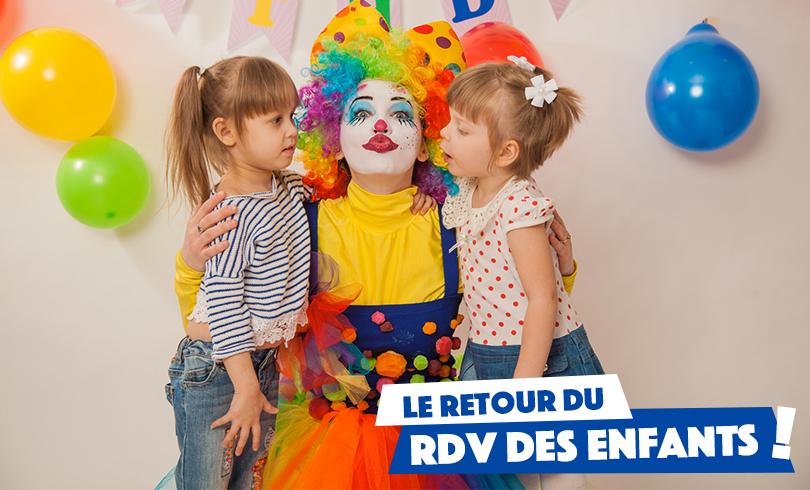 La rentrée du RDV des Enfants