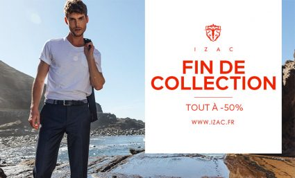 Fin de collection Izac ! - Saint-Sebastien Nancy