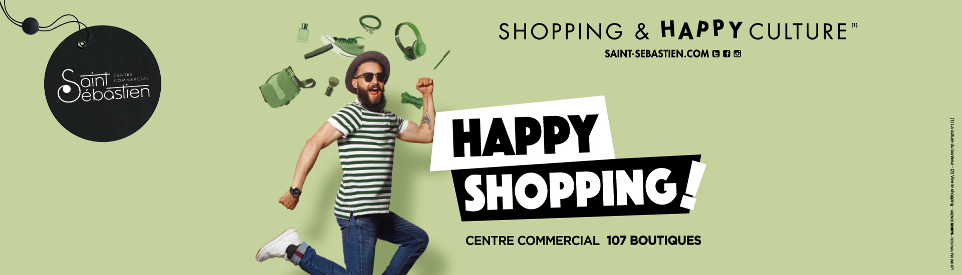 Happy Shopping au Saint Sébastien Nancy