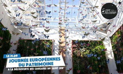 Journée Européennes du Patrimoine - Saint-Sebastien Nancy
