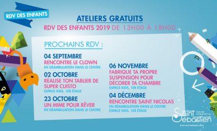 RDV des Enfants - Saint-Sebastien Nancy