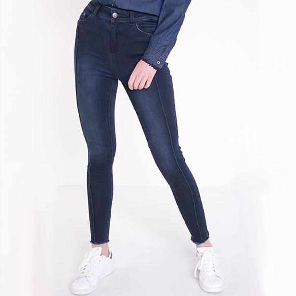 Bonobo jean taille haute
