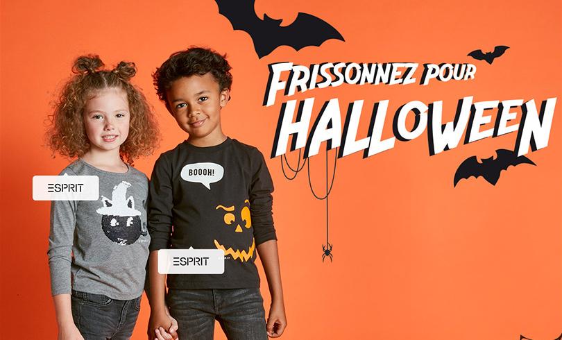 Frissonnez pour Halloween avec Kidiliz !