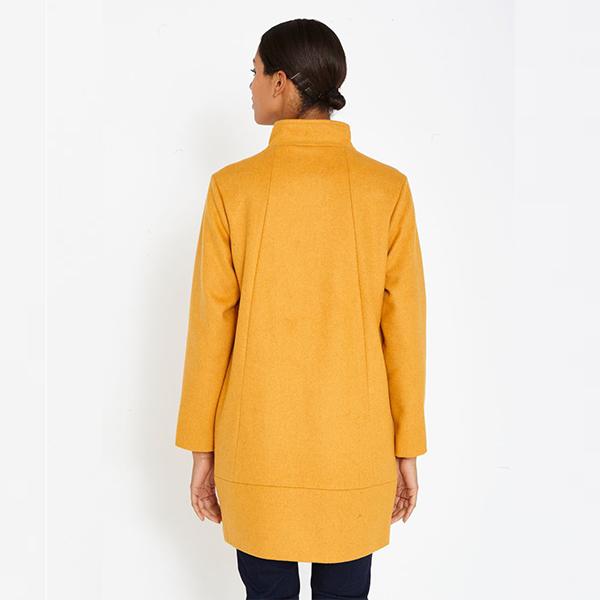 manteau jacqueline riu dos