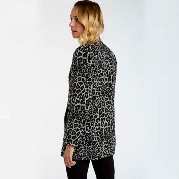 manteau leopard dos