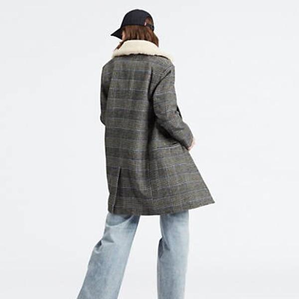 manteau amaya levis dos